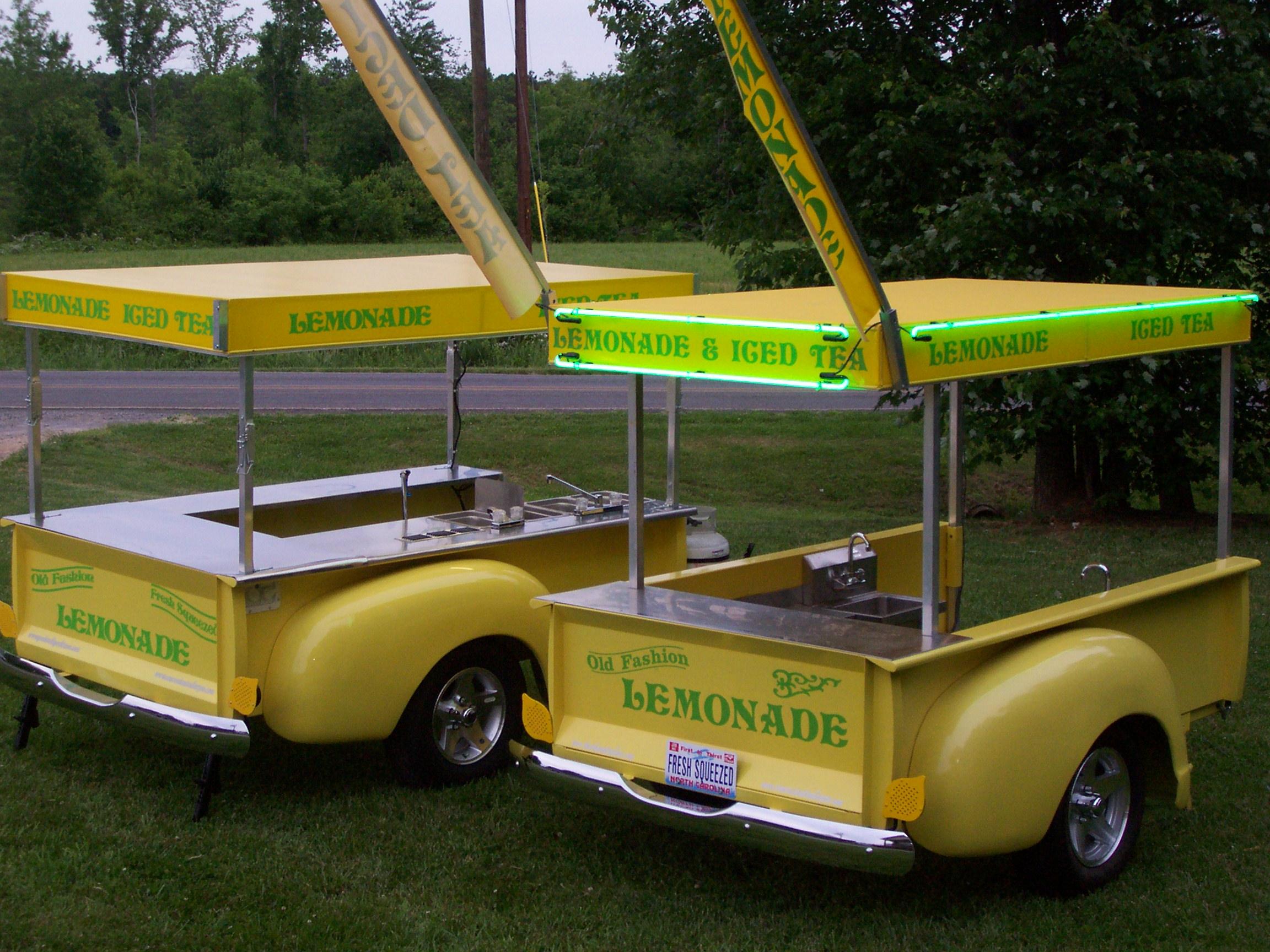 The Lemonade Trailer